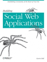 《Building Social Web Applications》电子书下载